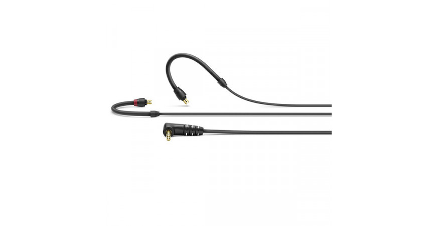 IE PRO Straight Cable Black