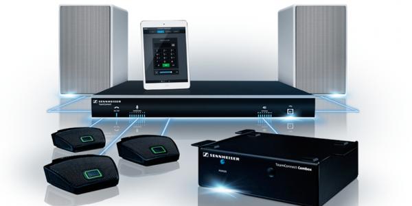 Професійна аудіо система для проведення конференцій