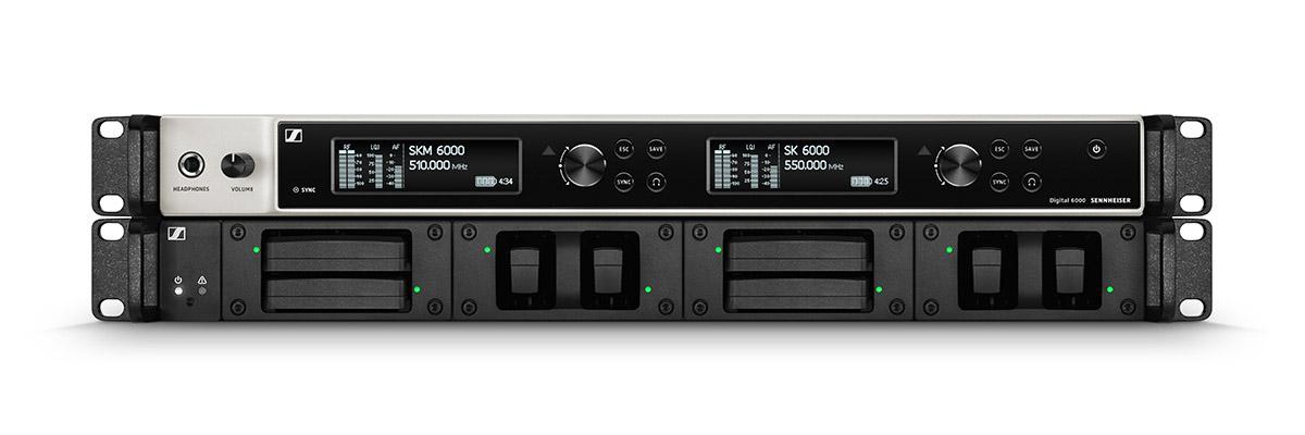 При самом непосредственном участии нового беспроводного приемника Sennheiser EM 6000 в паре с оснащенным капсюлем MD 9235 ручным передатчиком SKM 9000