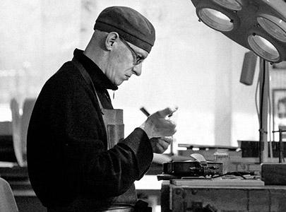 Мартин Шлеске: знаменитый лютьер - о своем путешествии к самому сердцу звука