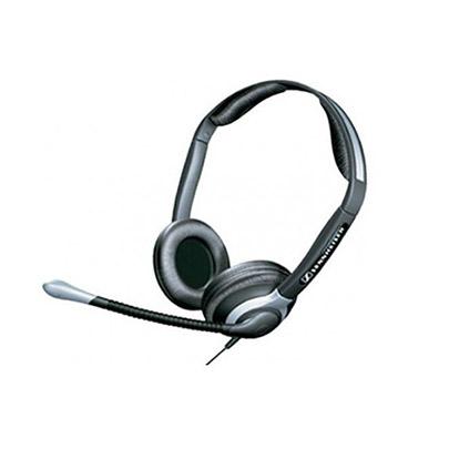 Легкая и удобная бинауральная гарнитура с закрытыми наушниками для авиадиспетчеров Sennheiser HME 43-3 – 5859, 4619грн.