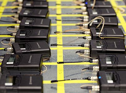 Новая микрофонная система Sennheiser Digital 6000 установлена в Дрезденском государственном театре оперетты