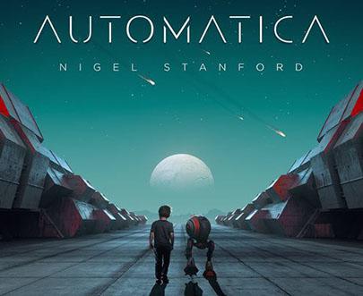 """""""Automatica"""" - новое сенсационное видео от Найджела Стенфорда"""