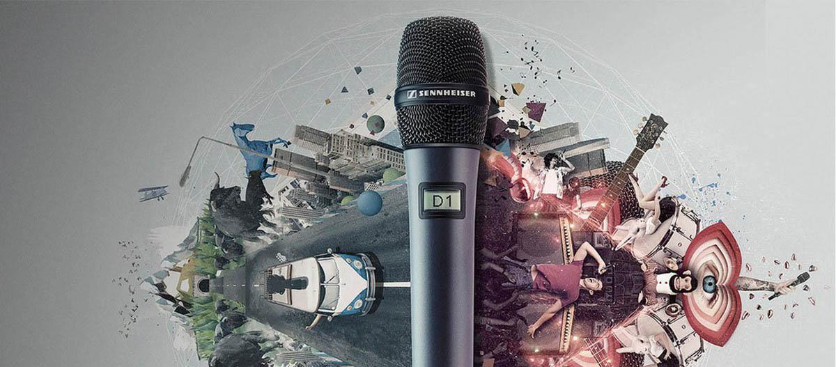 Обзор новейших технологий передачи звука микрофонов семейства Evolution wireless D1
