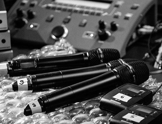 Sennheiser Evolution Wireless G4 – профессиональные беспроводные микрофонные системы