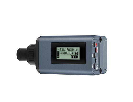 Микрофонные системы Sennheiser Evolution Wireless G4 для эфиров и съемок