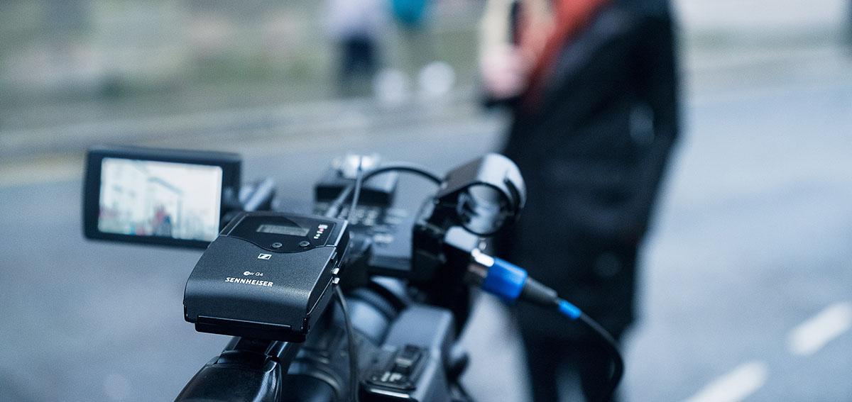 """""""Фотокина-2018"""": Будущее аудио и видео от Sennheiser"""