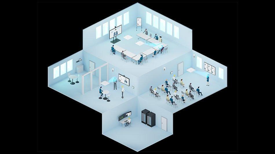 TeamConnect Ceiling 2: новый уровень делового общения