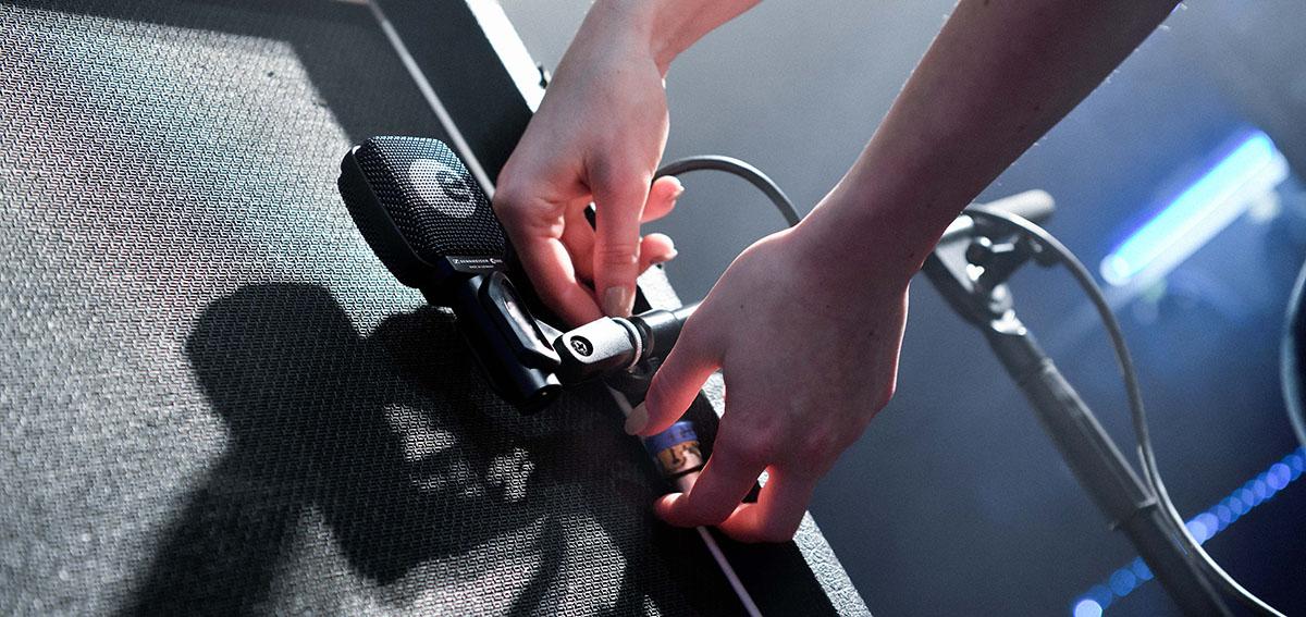 Надежный и точный: инструментальный микрофон Sennheiser e 906 для гитарных усилителей