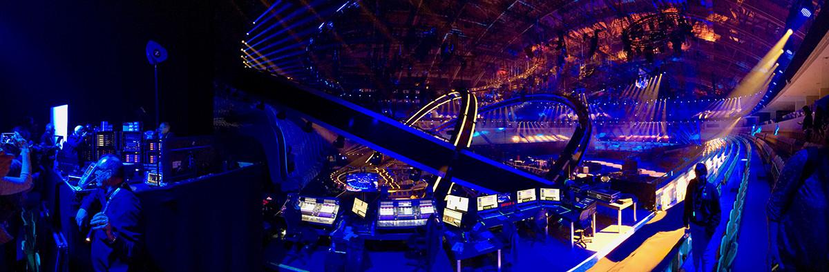 Sennheiser: за кулисами Евровидения-2018 есть, чему удивляться.