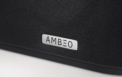 новая аудиопанель Sennheiser AMBEO Soundbar воспроизводит звук с непревзойденным качеством