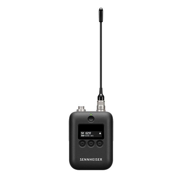 """Спец-передатчик для """"Телохранителя"""": беспроводный микрофонный Sennheiser SK 6212 уже в деле!"""