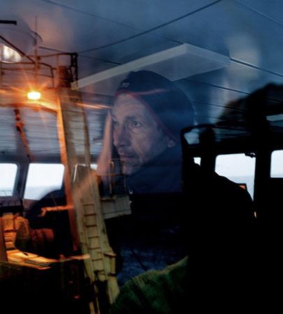 Экстремальная рыбалка в знаменитом проливе Скагеррак
