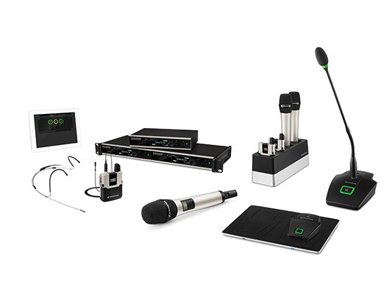Технологии Dante™ от Sennheiser: решения для цифровых аудиосетей. Современный уровень взаимодействия