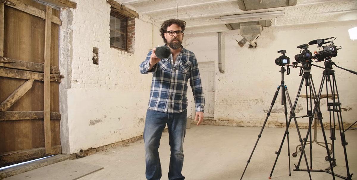 Як створити захоплюючий саундскейп в кадрі: розповідає, показує та радить справжній профі