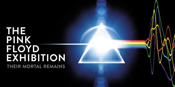 ТУРНЕ THE PINK FLOYD EXHIBITION: THEIR MORTAL REMAINS ПРОДОВЖУЄТЬСЯ
