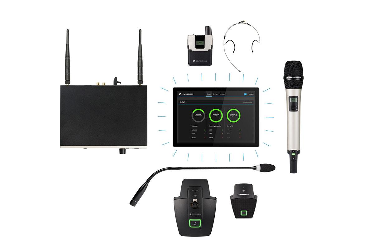 Аудиосистемы и программные инструменты Sennheiser для сферы образования